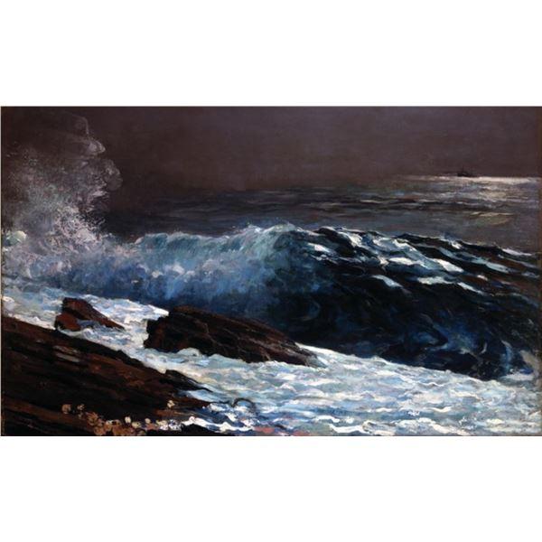 Homer - Sunlight on the Coast