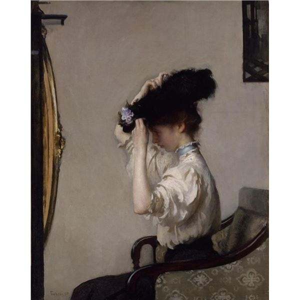 Tarbell - Preparing for the Matinee