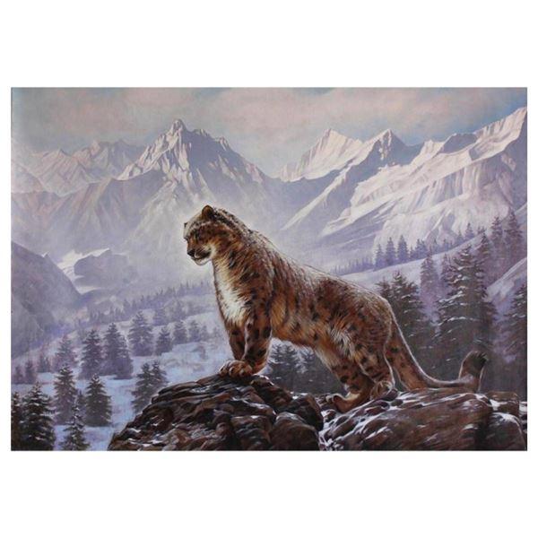 On The Mountain by Goncharenko Original