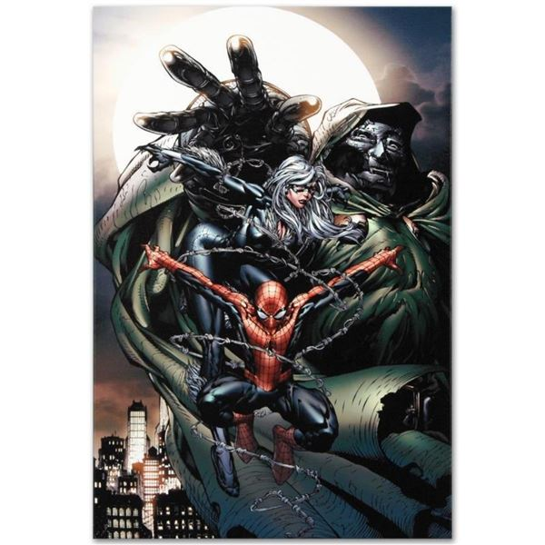 """Marvel Comics """"Spider-Man UnNumbered Limited #14"""" Numbered Limited Edition Gicle"""