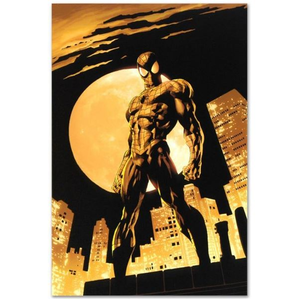 """Marvel Comics """"Amazing Spider-Man #528"""" Numbered Limited Edition Giclee on Canva"""