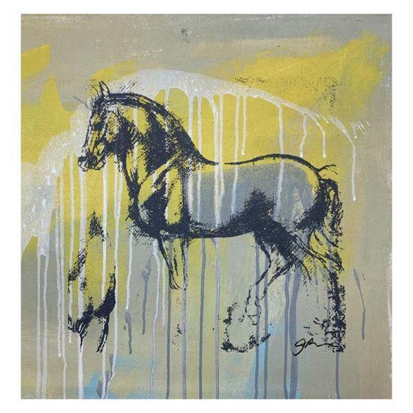 Leonardo's Horse by Rodgers Original