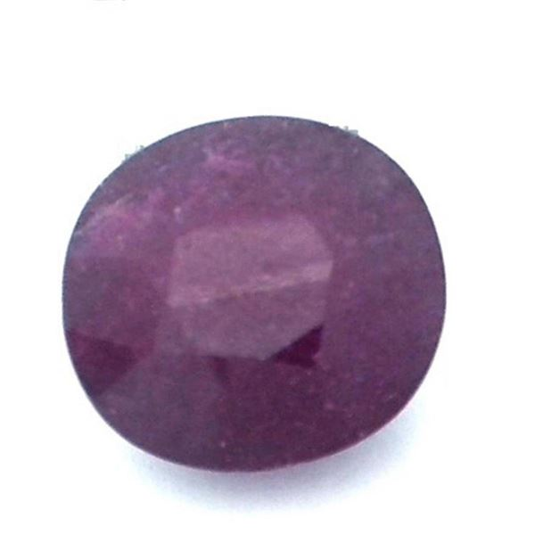 15.77 ctw Oval Ruby Parcel