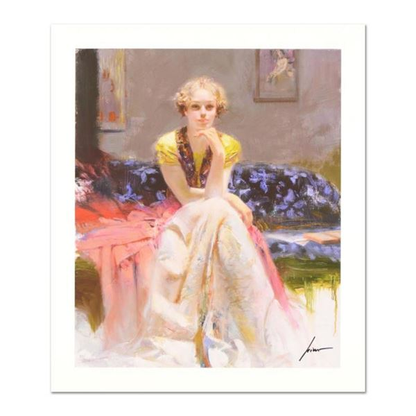 """Pino (1939-2010) """"Enchantment"""" Limited Edition Giclee. Numbered and Hand Signed;"""
