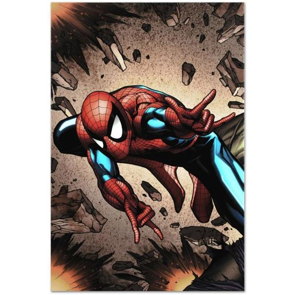 """Marvel Comics """"Amazing Spider-Man Annual #38"""" Numbered Limited Edition Giclee on"""