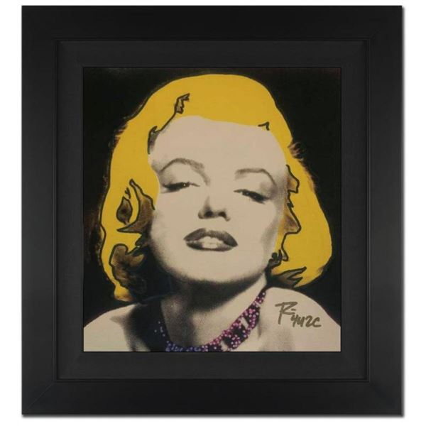 """Marilyn Seduction by """"Ringo"""" Daniel Funes"""