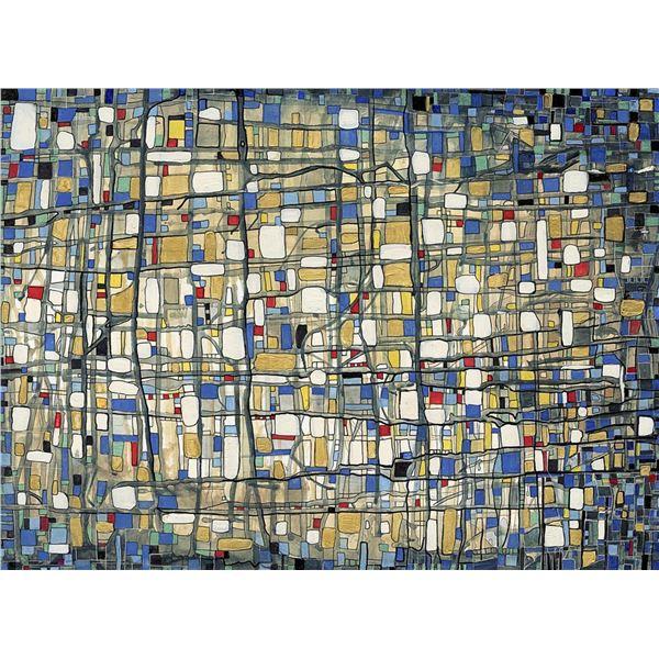 """The Living Matrix"" by Markus William Kasunich"