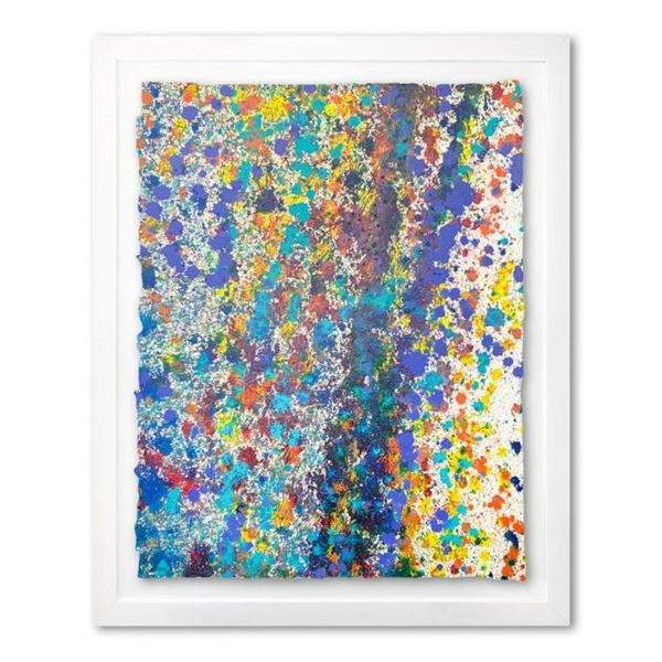 Abstract 89 by Wyland Original