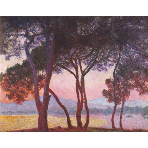 Claude Monet - Juan les Pins