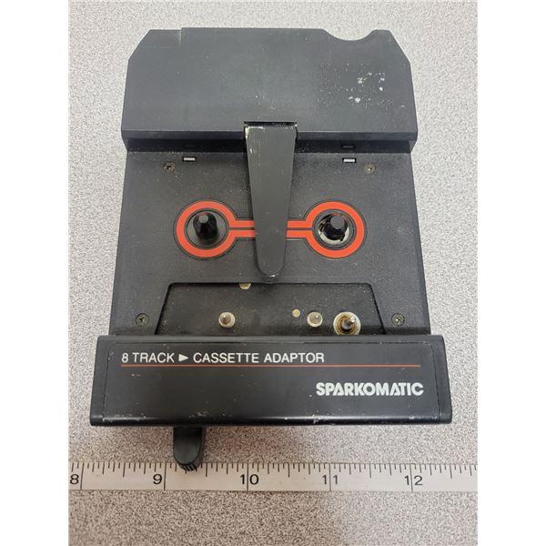 8 track cassette adapter