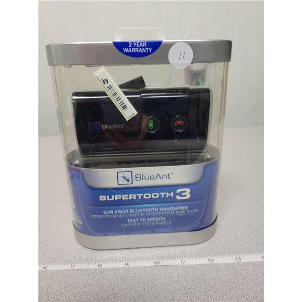 Bluetooth 3 for sun visor