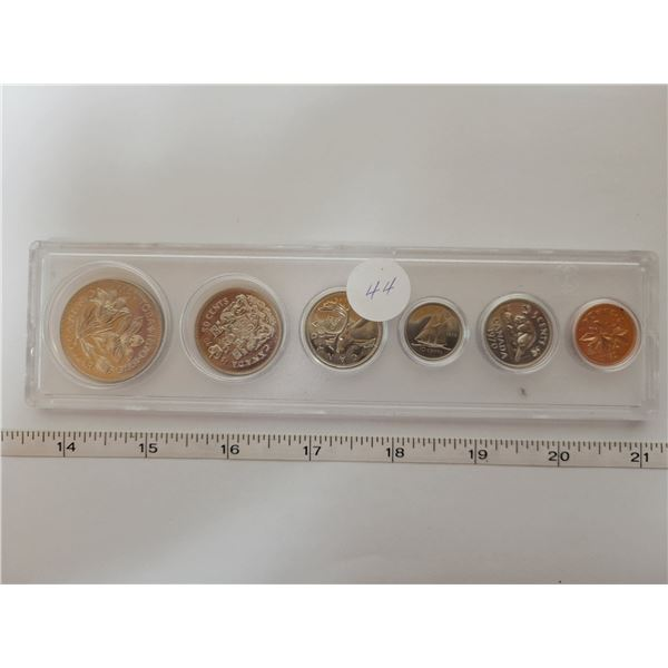 1970 Canadian proof coin set