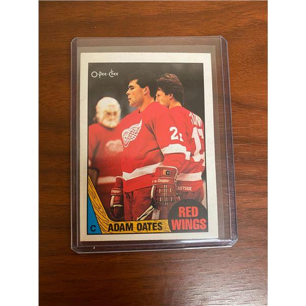 1987-88 Adam Oates Rookie