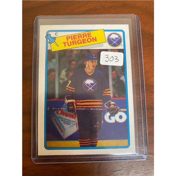 1988-89 OPC Pierre Turgeon Rookie