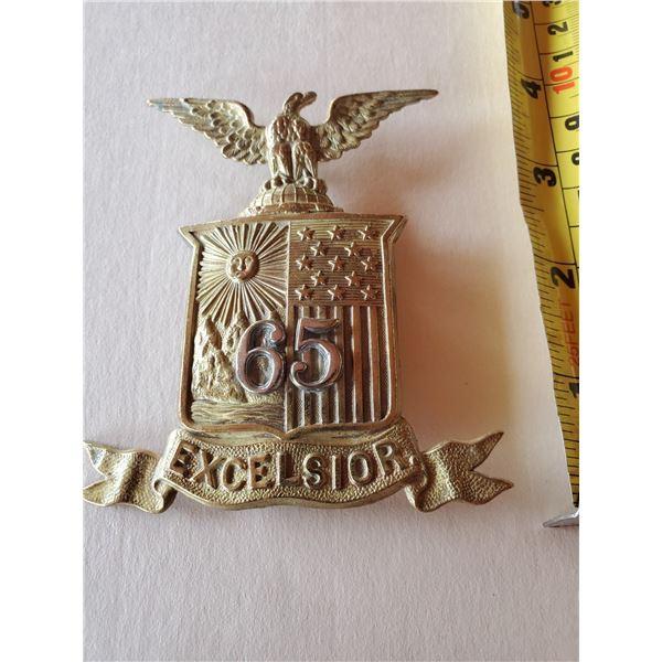 U.S. Military Spanish American war badge
