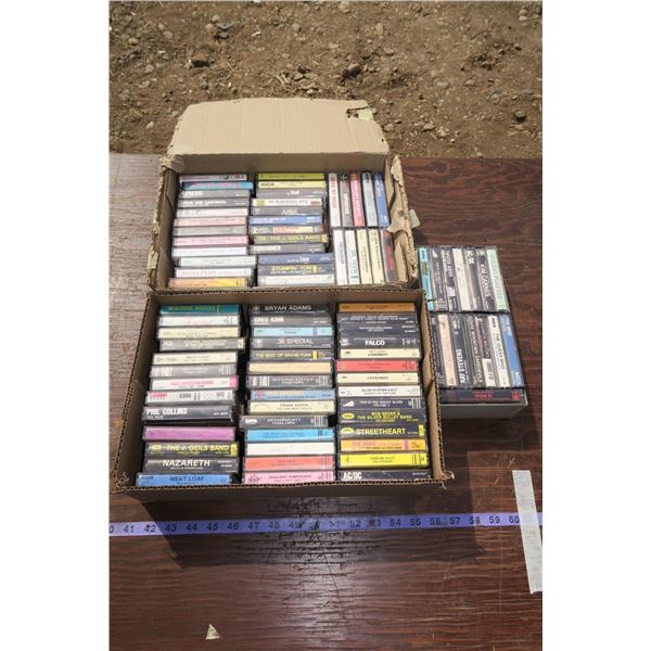 Misc. Cassettes