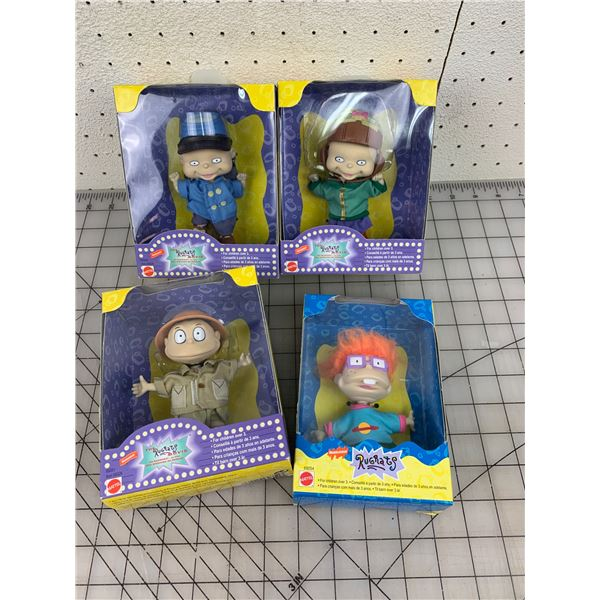 1990s NICKELODEON RUGRATS TOYS NEW IN BOX
