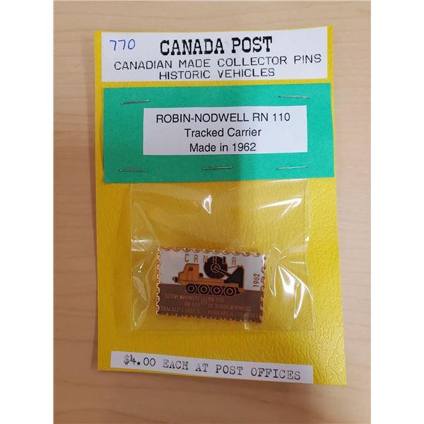 CANADA POST COLLECTORS PIN 1962