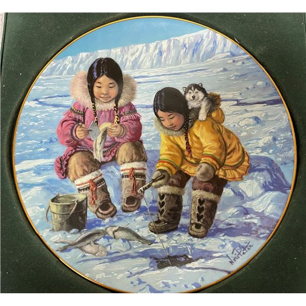 Anna Perenna Collector Plate