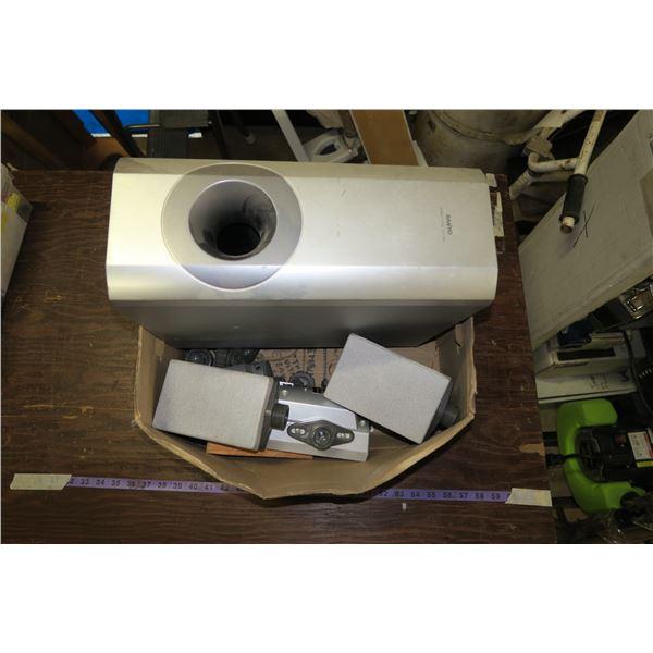 Speakers & Mounting Hardware