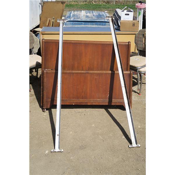 """Vintage Bed Frame 48"""""""