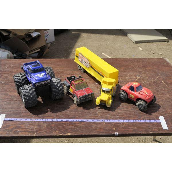 Lot of Misc. Toys (Including 1 Tonka)