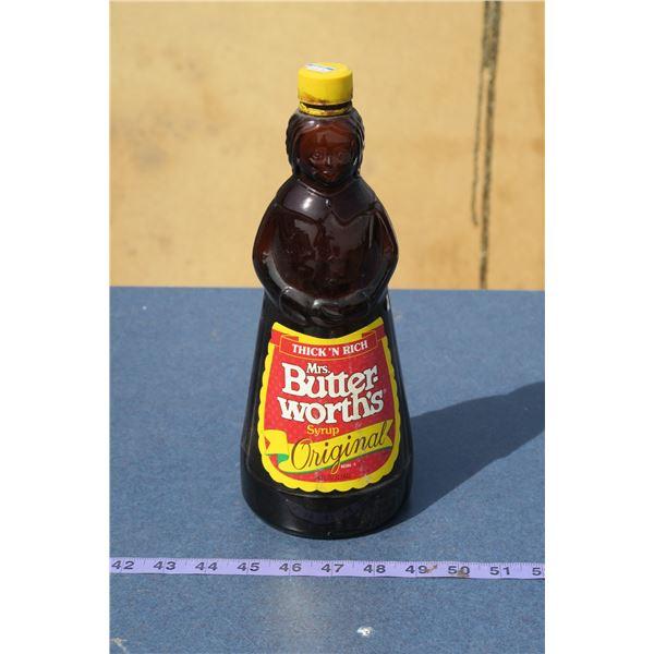 Vintage Mrs. Buttersworth Bottle