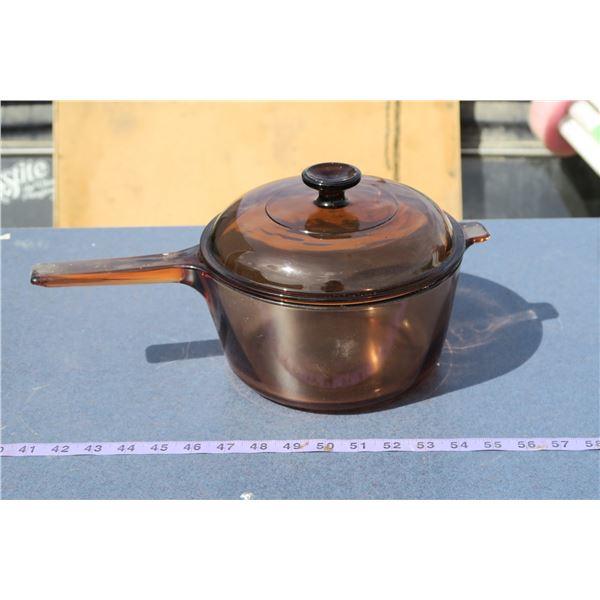 Pyrex/Vision Corningware Pot