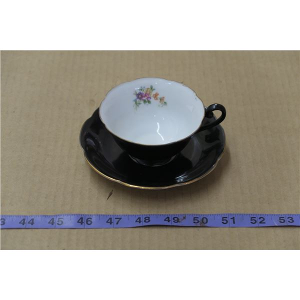 Made In Occupied Japan Matching Teacup/Saucer