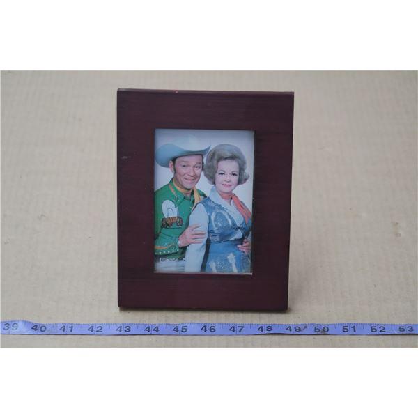 Roy Rogers Framed Print
