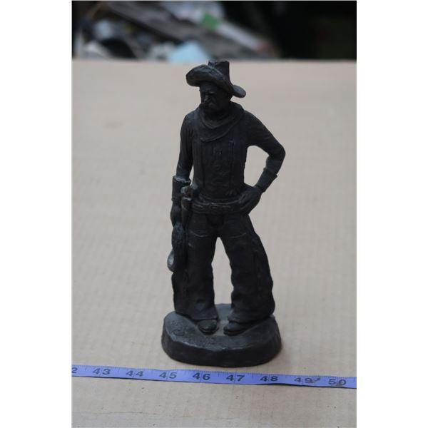 Michael Garman  Statue