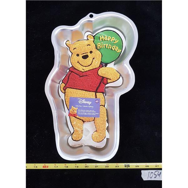 Winnie The Pooh Cake Pan