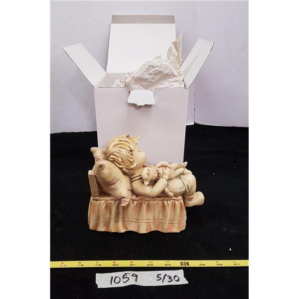 Baby Box Figurine