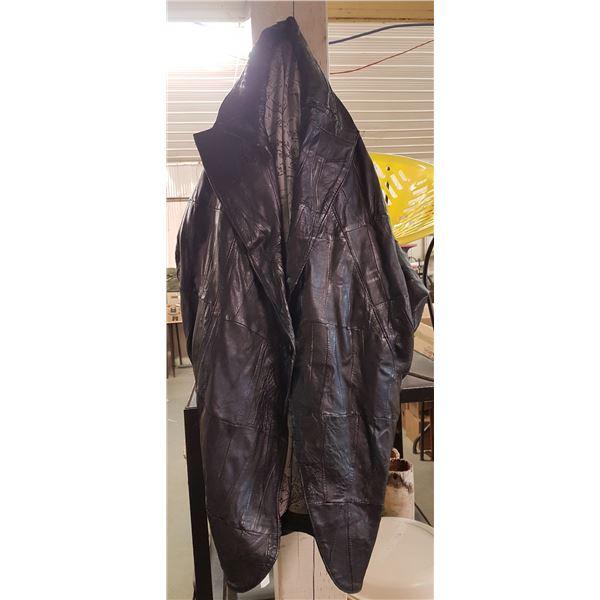 Leather Jacket Ladies