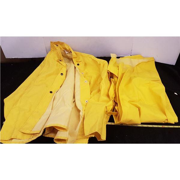Rain Suit Men's Large