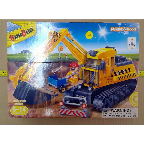 Toy Building Kit