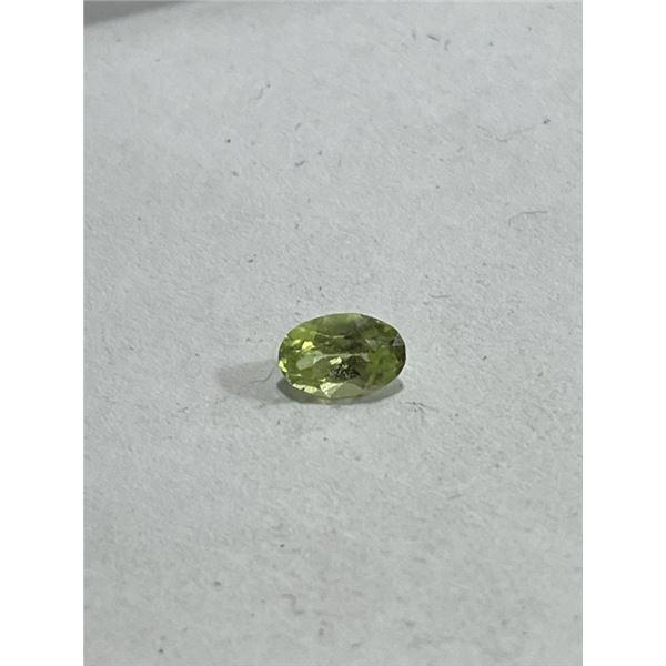 1 ct. Natural Peridot Gemstone