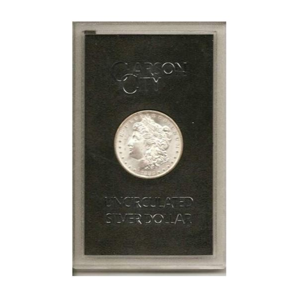 1883 CC GSA w/ Box and Certificate