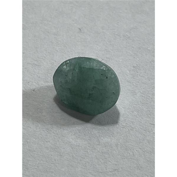 2 ct. Natural Emerald Gemstone