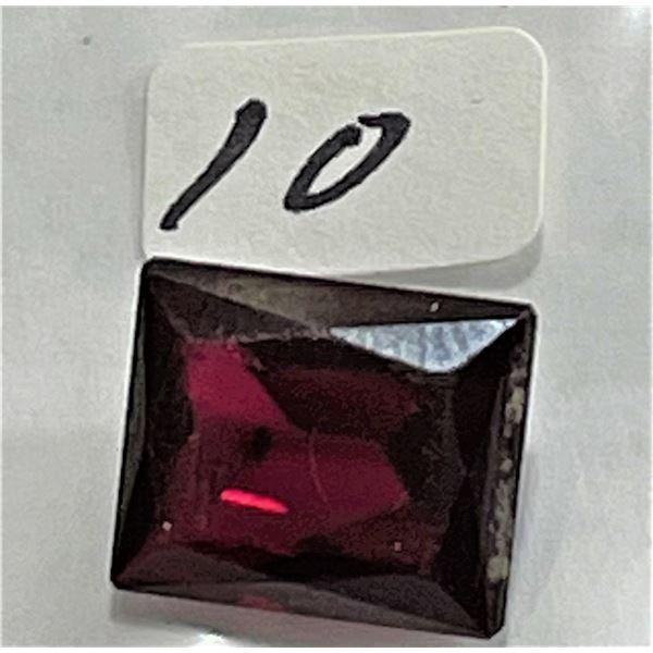 7.5 ct. Electronically Tested Ruby Gemstone