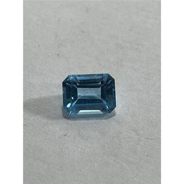 2 ct. Natural Blue Topaz Gemstone