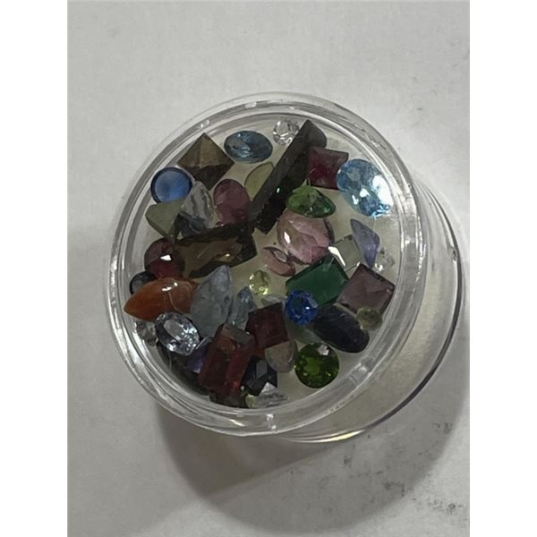 16 tcw. Natural Gemstone parcel