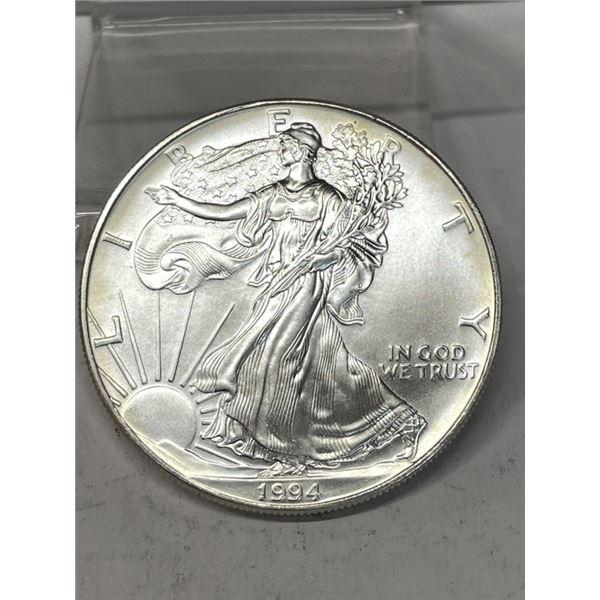 1994 US SIlver Eagle
