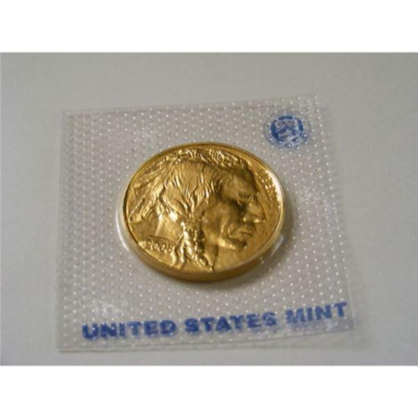 1 oz Gold Buffalo Bullion Coin