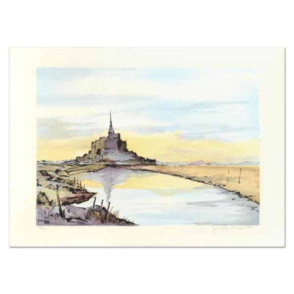 """Laurant, """"Britanny"""" Limited Edition Lithograph, Numbered and Hand Signed."""