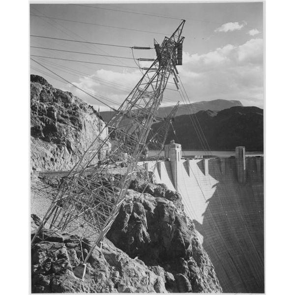 Adams - Boulder Dam Lines 2