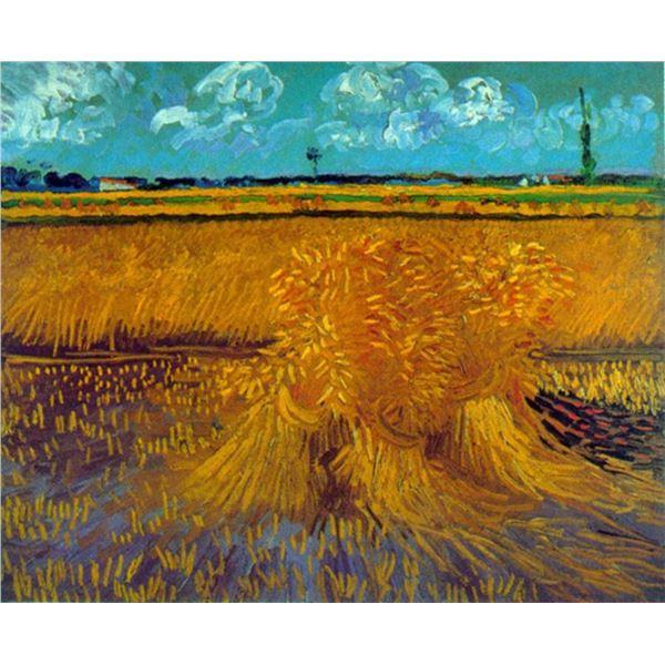 Van Gogh - Sheaves