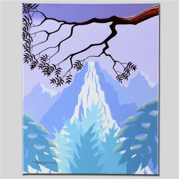 """""""Mystic Falls"""" Limited Edition Giclee on Canvas by Larissa Holt, Numbered and Si"""