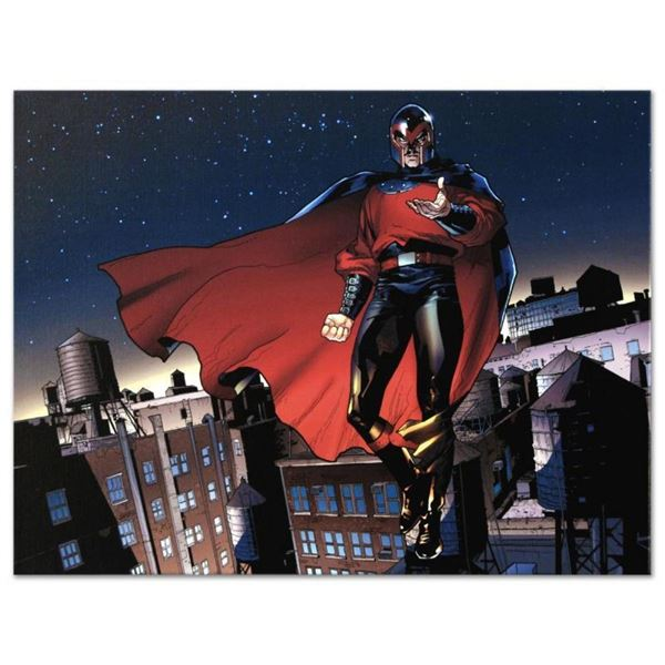 """Marvel Comics """"Ultimate Spider-Man #119"""" Numbered Limited Edition Giclee on Canv"""