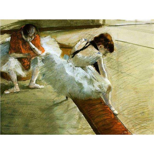 Edgar Degas - Gallery Player